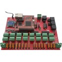 F16v2 Pixel Controller with mounting plate